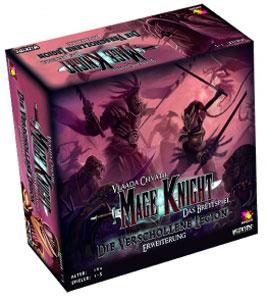 Mage Knight - Die verschollene Legion Erweiterung