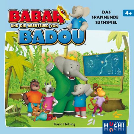 Babar und die Abenteuer von Badou - Das spannende Suchspiel