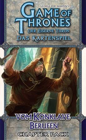 Der Eiserne Thron - Das Kartenspiel - Vom Konklave berufen (Oldtown 3)