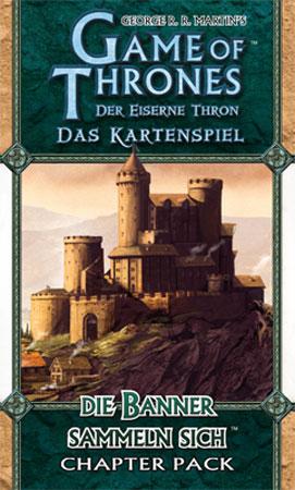 Der Eiserne Thron - Das Kartenspiel - Die Banner sammeln sich (Königsweg 1