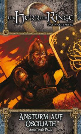 Der Herr der Ringe - Das Kartenspiel: Ansturm auf Osgiliath (Gegen den Schatten 4)