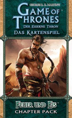 Der Eiserne Thron - Das Kartenspiel - Eis und Feuer (Königsweg 2)