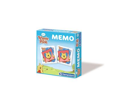 Memo Kompakt Winnie the Pooh