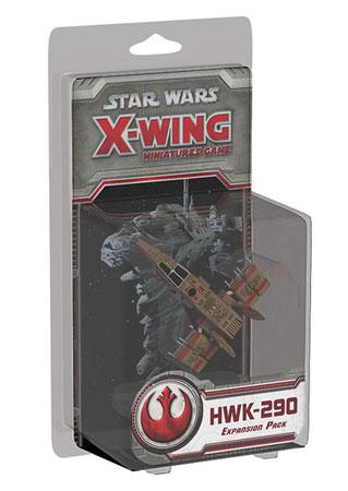 Star Wars X-Wing: HWK290 (leichter Frachter)