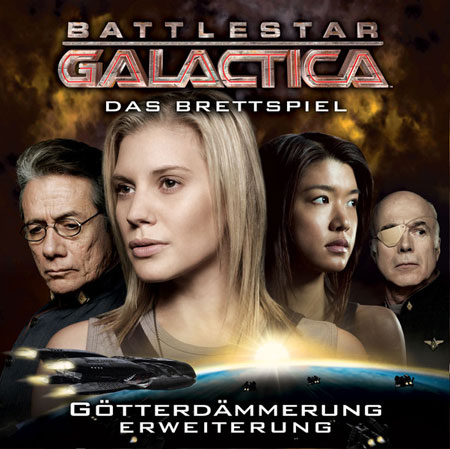 Battlestar Galactica - Götterdämmerung (dt.)