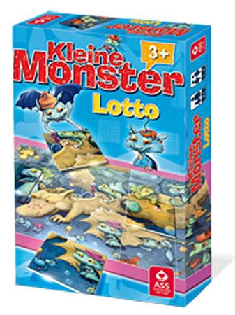"""Kleine Monster """"Fleddericks"""" - Lotto"""