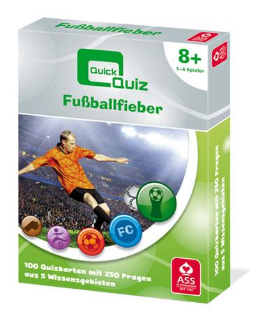 Qick Quiz - Fußballfieber
