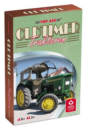 TOP ASS - Oldtimer Quartett – Traktoren