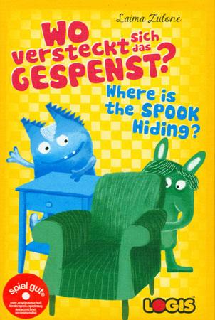 Wo versteckt sich das Gespenst?