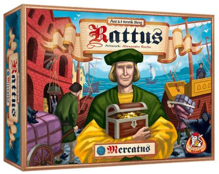 Rattus - Mercatus Erweiterung
