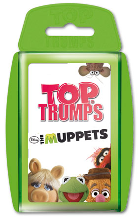 TOP TRUMPS Die Muppets