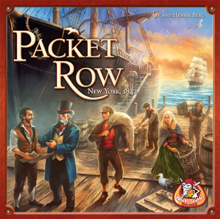 Packet Row (White Goblin Edition)
