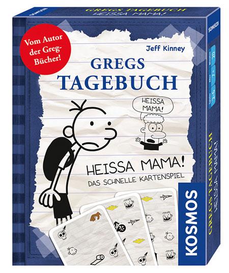 Gregs Tagebuch - Heissa, Mama!
