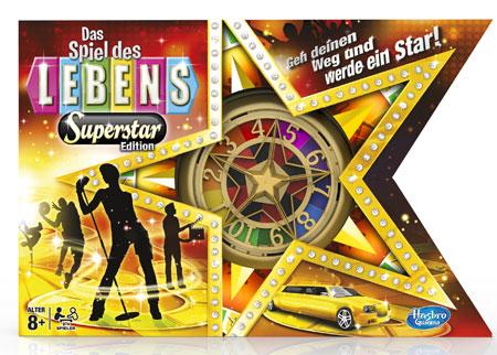 Spiel des Lebens Super Star Edition