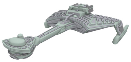 Star Trek Attack Wing - I.K.S. Kronos One Exp. Pack