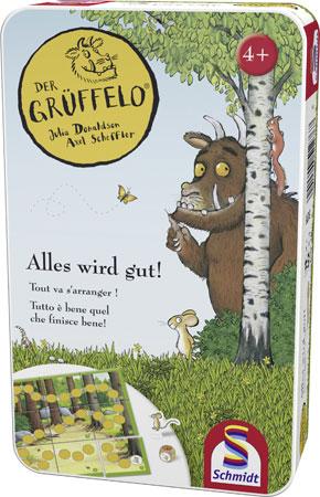 Der Grüffelo - Alles wird gut Metalldose