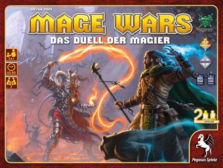 Mage Wars - Das Duell der Magier (dt.)