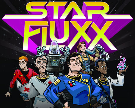 Star Fluxx (engl.)