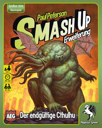 Smash Up! - Der endgültige Cthulhu