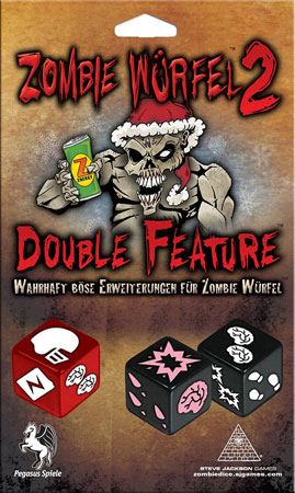 Zombie Würfel 2 - Double Feature