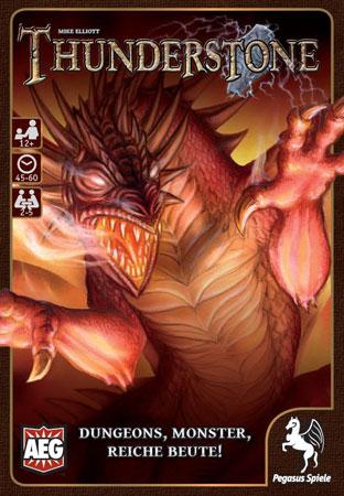 Thunderstone Starter - Dungeons, Monster, reiche Beute