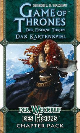 Der Eiserne Thron - Das Kartenspiel - Der Weckruf des Horns (Königsweg 4)