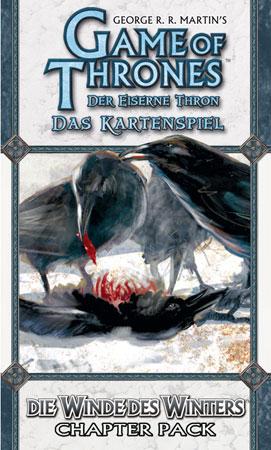 Der Eiserne Thron - Das Kartenspiel - Die Winde des Winters (Zeit der Raben 2)