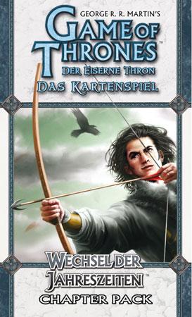Der Eiserne Thron - Das Kartenspiel - Wechsel der Jahreszeit (Zeit der Raben 3)