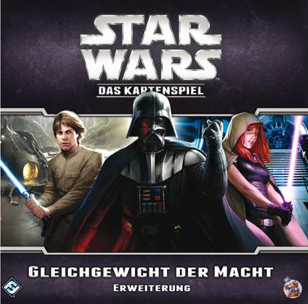 Star Wars - Das Kartenspiel - Gleichgewicht der Macht Erweiterung