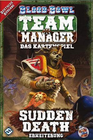 Blood Bowl: Team Manager – Sudden Death Erweiterung (dt.)