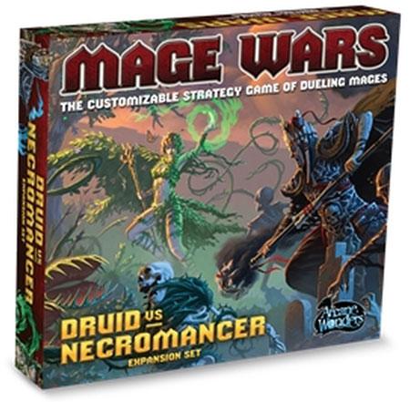 Mage Wars - Druid vs. Necromancer Expansion (engl.)