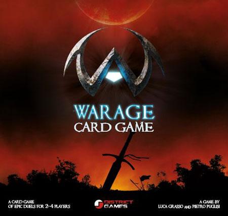 Warage Cardgame - Starterset (engl.)