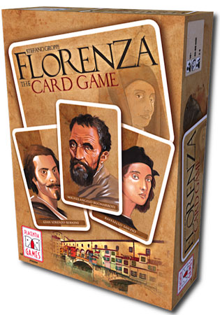 Florenza - Das Kartenspiel