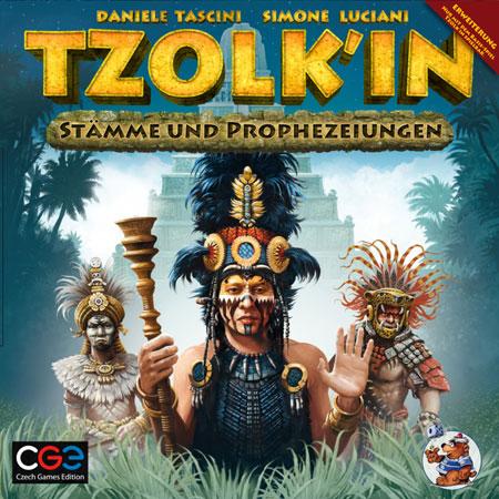 Tzolkin Erweiterung Stämme und Prophezeiungen