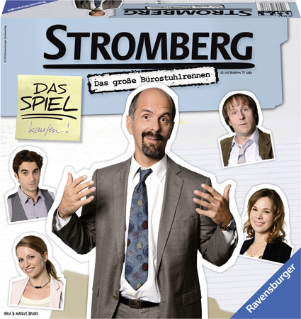 Stromberg Spiel