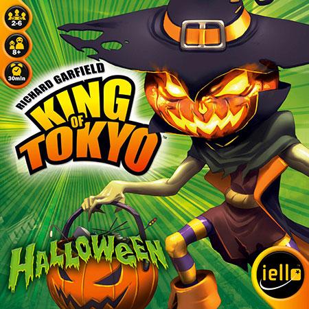 King of Tokyo - Halloween Erweiterung
