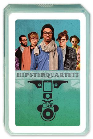 Hipster Quartett