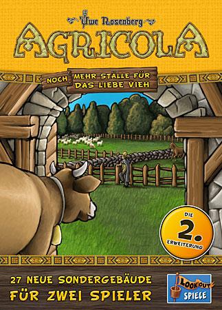 Agricola - Noch mehr Ställe für das liebe Vieh