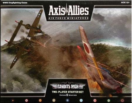 Axis & Allies - Bandits High Starter (engl.)