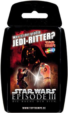 TOP TRUMPS - Star Wars Episode III
