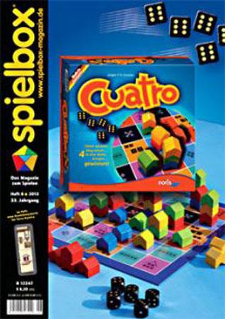 Spielbox 6/2013 englische Ausgabe