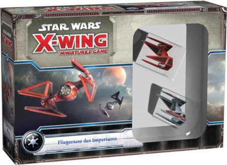 Star Wars X-Wing: Fliegerasse des Imperiums