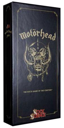 Rock Science Motörhead (engl.)