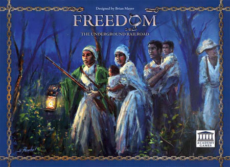 Freedom - The Underground Railroad (engl.)