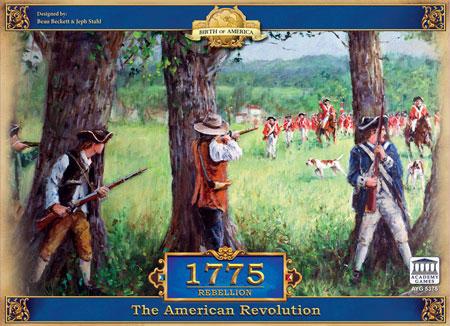 Birth of America - 1775 - Der amerikanische Unabhängigkeitskrieg (dt.)