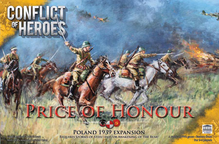 Conflict of Heroes - Price of Honour - Poland 1939 Erweiterung (engl.)