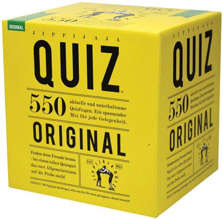 Jippijaja Quiz - Original