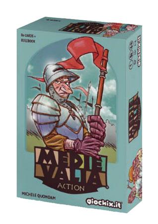 Medievalia Action Erweiterung