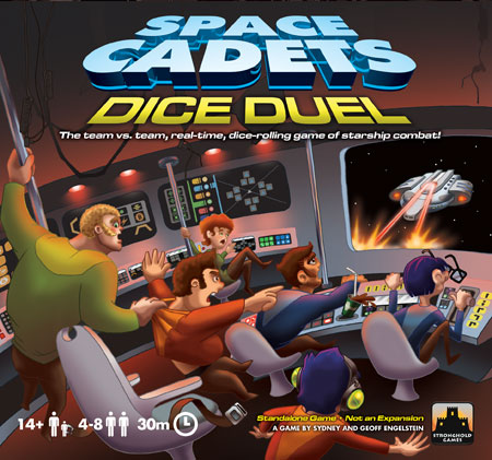 Space Cadets - Dice Duel (engl.)