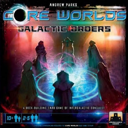 Core Worlds: Galactic Orders Erweiterung (engl.)